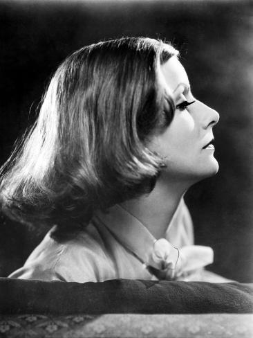 As You Desire Me, Greta Garbo, 1932 Photographie