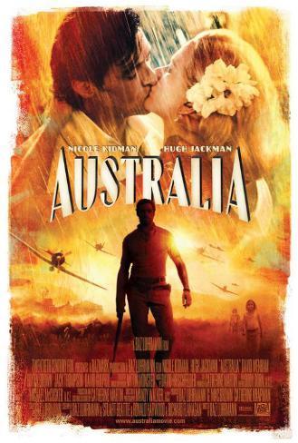 Australie Poster
