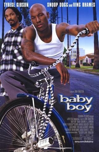 Baby Boy Affiche originale
