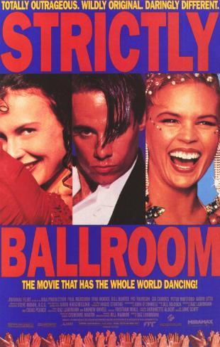 Ballroom Dancing Affiche originale