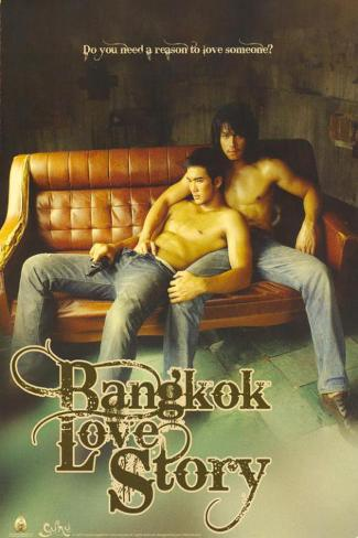 Bangkok Love Story Affiche originale