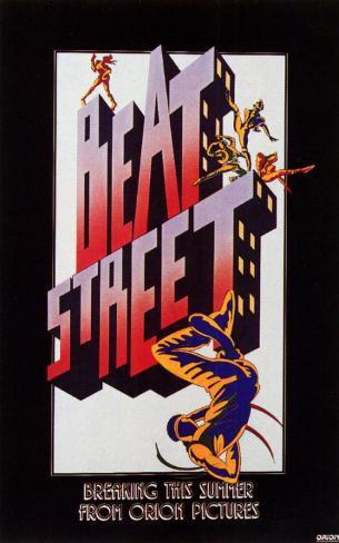 Beat Street Affiche originale