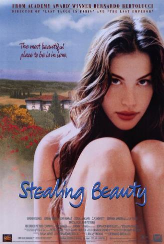 Beauté volée|Stealing Beauty Poster