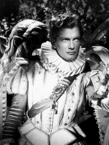 Beauty and the Beast, (aka La Belle et la Bete), Jean Marais, 1946 Photographie