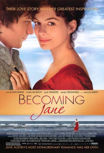 Becoming Jane Affiche originale