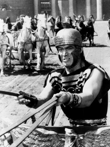 Ben-Hur, Stephen Boyd, 1959 Photographie