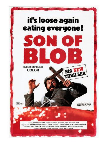 Beware! the Blob, (aka Son of Blob), 1972 Photographie