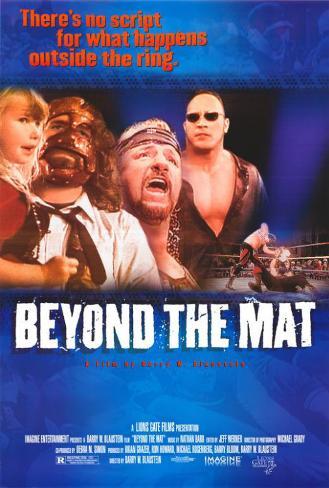 Beyond the Mat Poster