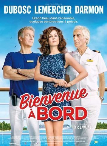 Bienvenue à bord de Eric Lavaine - Affiche du film Poster