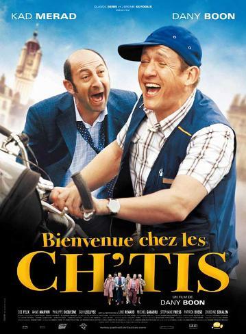 Bienvenue chez les Ch'tis, 2008 Affiche originale