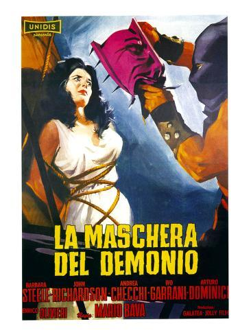 Black Sunday, (aka 'La Maschera Del Demonio', the Original Italian Title), 1960 Photographie