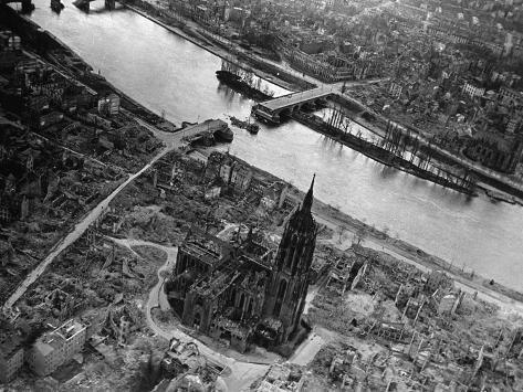 Bombe Frankfurt
