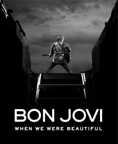 Bon Jovi: When We Were Beautiful Affiche originale