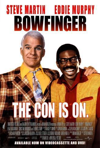 Bowfinger, roi d'Hollywood Poster
