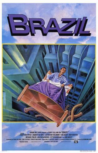 Brazil Affiche originale