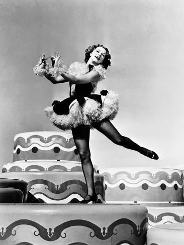 Broadway Melody of 1940, Eleanor Powell Photographie