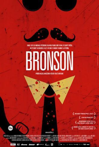 Bronson - Czechoslovakian Style Poster