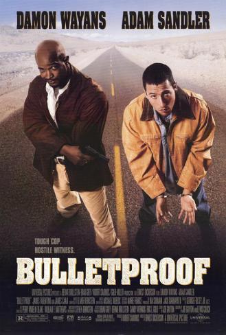 Bulletproof Affiche originale