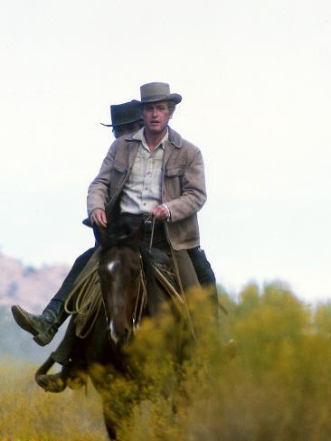 Butch Cassidy et le Kid Photographie