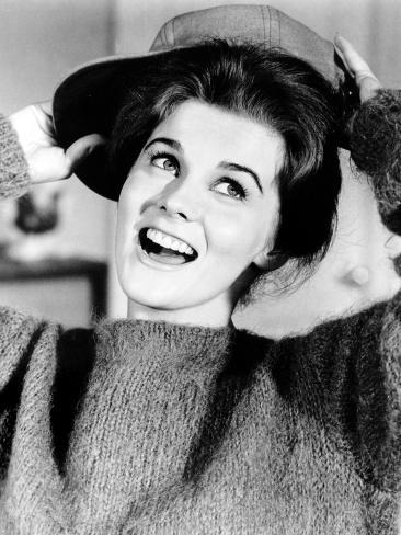 Bye Bye Birdie, Ann-Margret, 1963, Singing 'How Lovely to Be a Woman' Photographie
