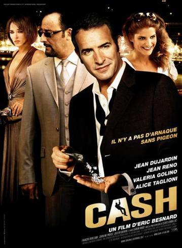 Ca$h Movie Poster Affiche originale