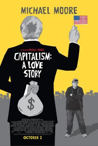Capitalism: A Love Story Affiche originale