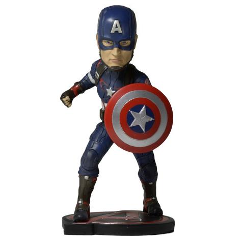 Captain America - Avengers - Age of Ultron Head Knocker Figurines