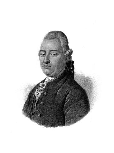 Carl Von Hoym Reproduction procédé giclée