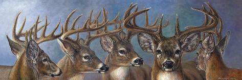 Five Bucks Reproduction d'art