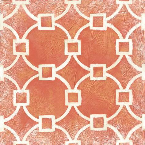 Modern Symmetry VIII Reproduction d'art
