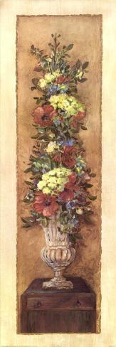 Bouquet de fleursI Reproduction d'art