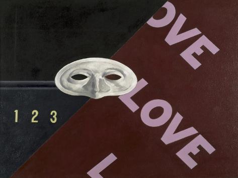 Love, Love, Love Reproduction procédé giclée