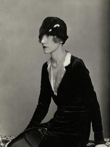 Vanity Fair - August 1926 Reproduction photographique