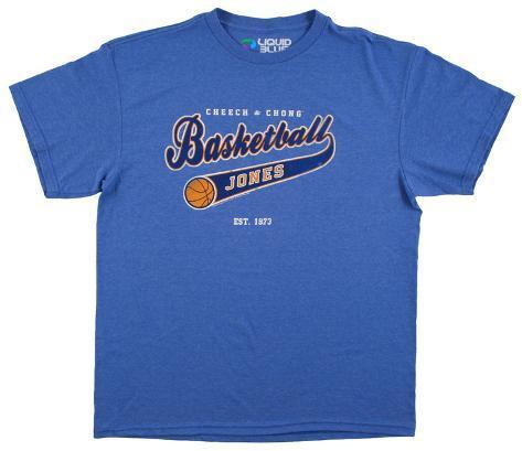 Cheech And Chong - Basketball Jones T-shirt