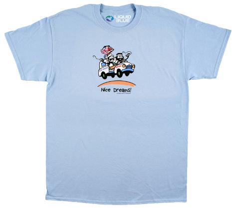 Cheech And Chong - Nice Dreams T-shirt