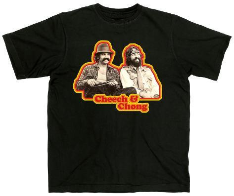 Cheech & Chong - Retro T-shirt