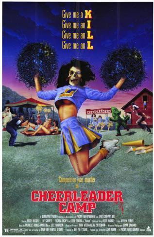 Cheerleader Camp Affiche originale