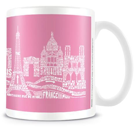Citography - Paris Mug Mug
