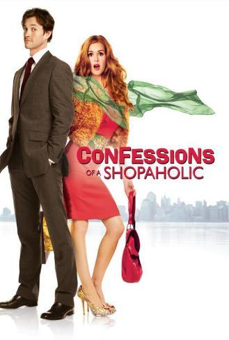 Confessions d'une accro du shopping Poster