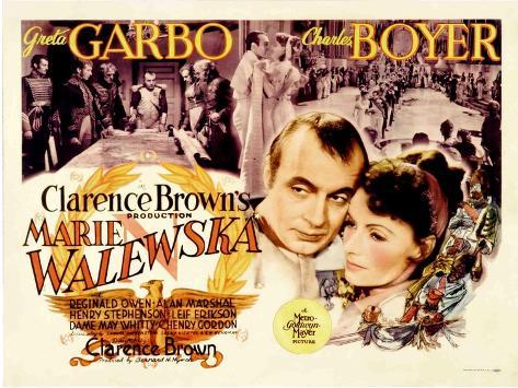 Conquest, UK Movie Poster, 1936 Reproduction giclée Premium