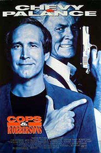 Cops And Robbersons Affiche originale