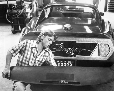 Corvette Summer Photographie
