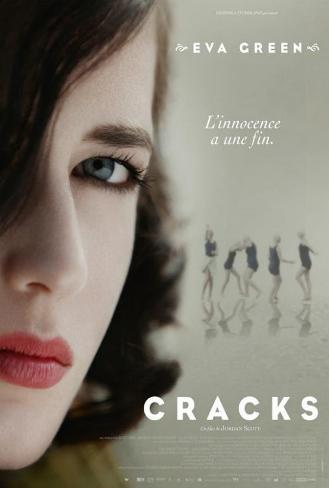 Cracks - French Style Poster