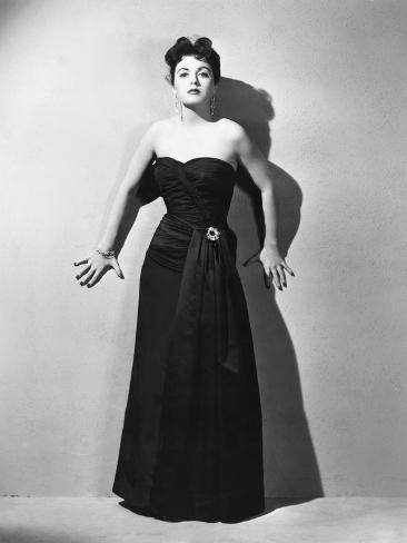 Cult of the Cobra, Faith Domergue, 1955 Photographie