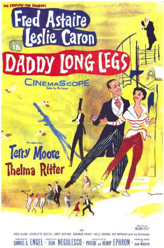 Daddy Long Legs Affiche originale