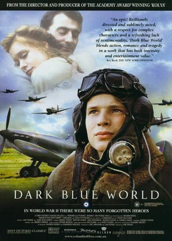 Dark Blue World Affiche originale