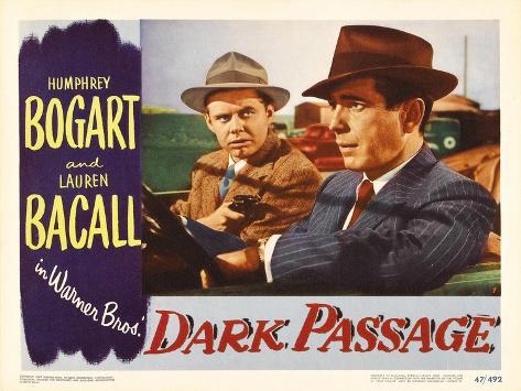 Dark Passage, 1947 Reproduction d'art