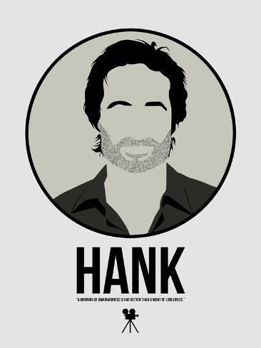Hank Reproduction d'art