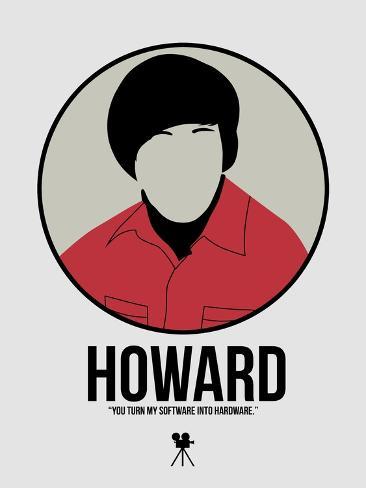 Howard Reproduction d'art