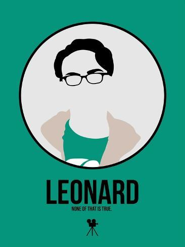 Leonard Reproduction d'art